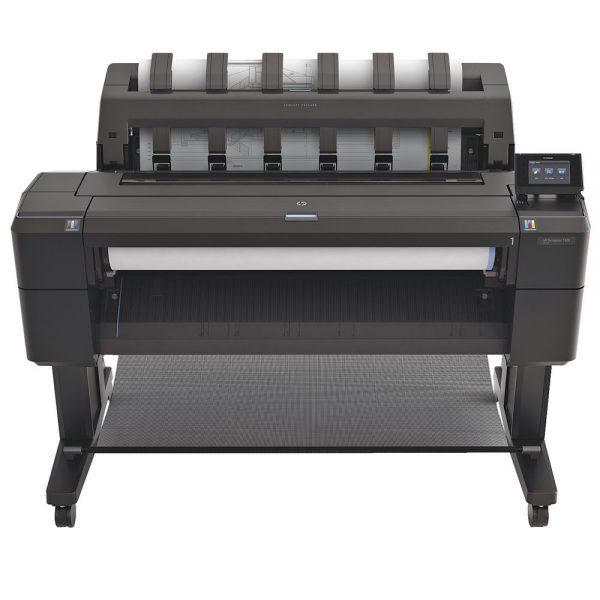 Máy in màu HP Designjet T1500