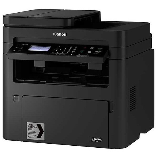 Máy in Canon MF264dw in trắng đen 2 mặt wifi