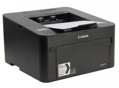 Máy in Canon LBP162DW in trắng đen 2 mặt tự động wifi