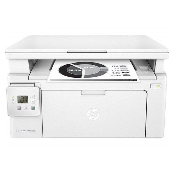 Máy in HP M130a in trắng đen A4 đa năng