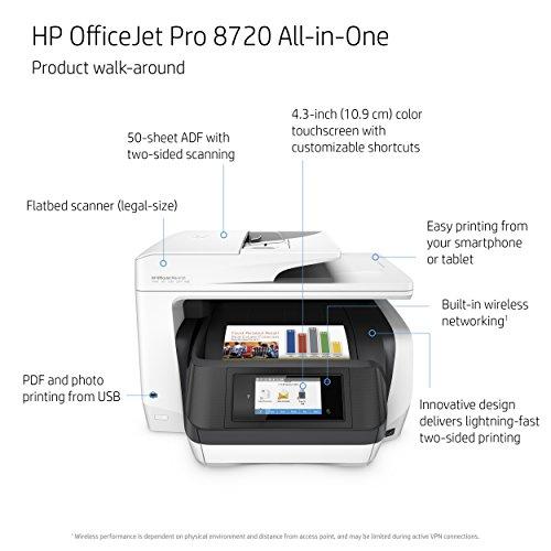Máy in HP OfficeJet Pro 8720